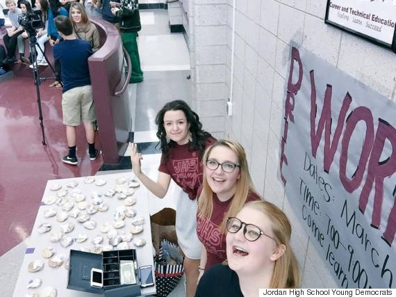 gender equality bake sale