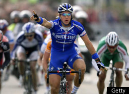 Wouter Weylandt Crash