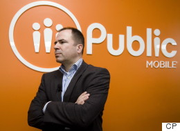 Founder Of Public Mobile Defects To The Competition