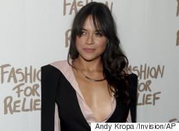 Michelle Rodriguez Went On A 'Binge' After Paul Walker's Death