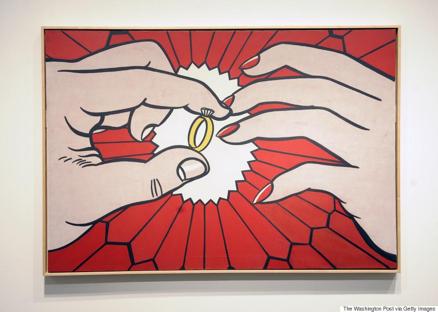 lichtenstein the ring