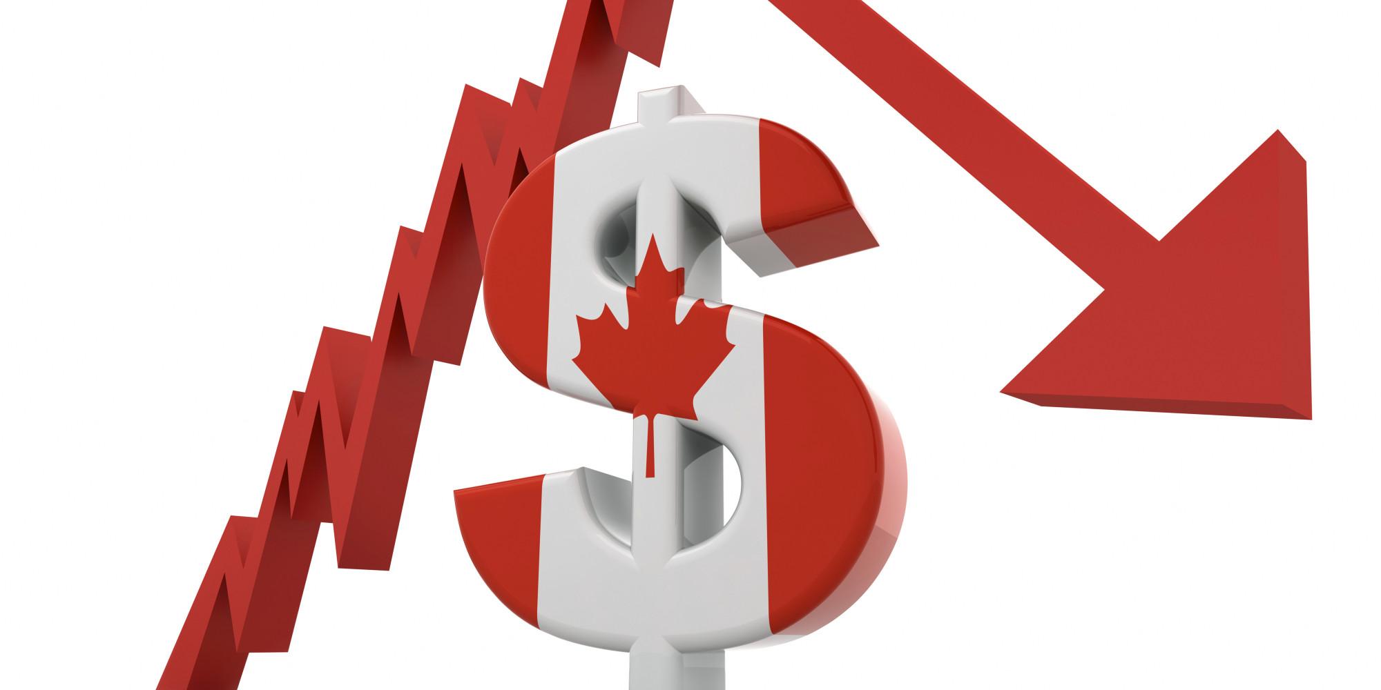 Экономика Канады значительно сократилась из-за глобального экономического кризиса