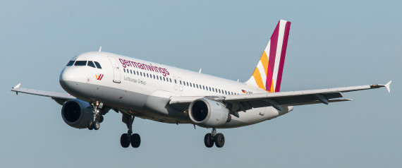 CRASH GERMANWINGS ARIBUS A320