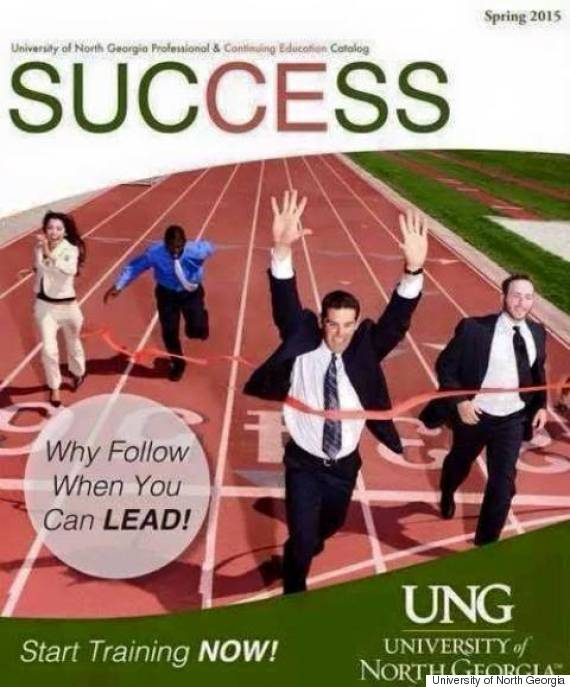 success racist catalogue university of north georg