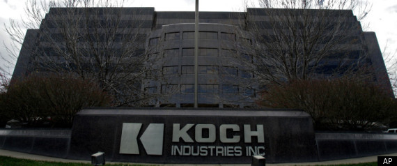 KOCH INDUSTRIES CLIMATE ACTIVISTS LAWSUIT