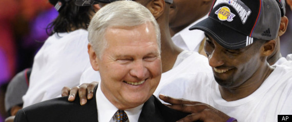Jerry West Lakers Embarrassed