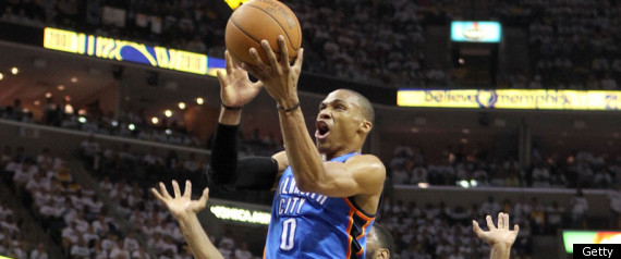 THUNDER GRIZZLIES TRIPLE OVERTIME