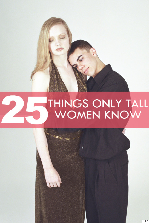 things to know about dating a tall girl 8 things guys love about dating tall girls badass facts you didn't know about tall people - duration: things all tall girls understand.