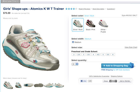 Skechers' Shape Ups For Girls Called Out By Internet (VIDEO