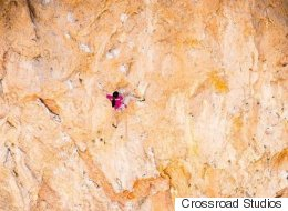 Meet The 13-Year-Old Girl Who May Have Just Made Climbing History