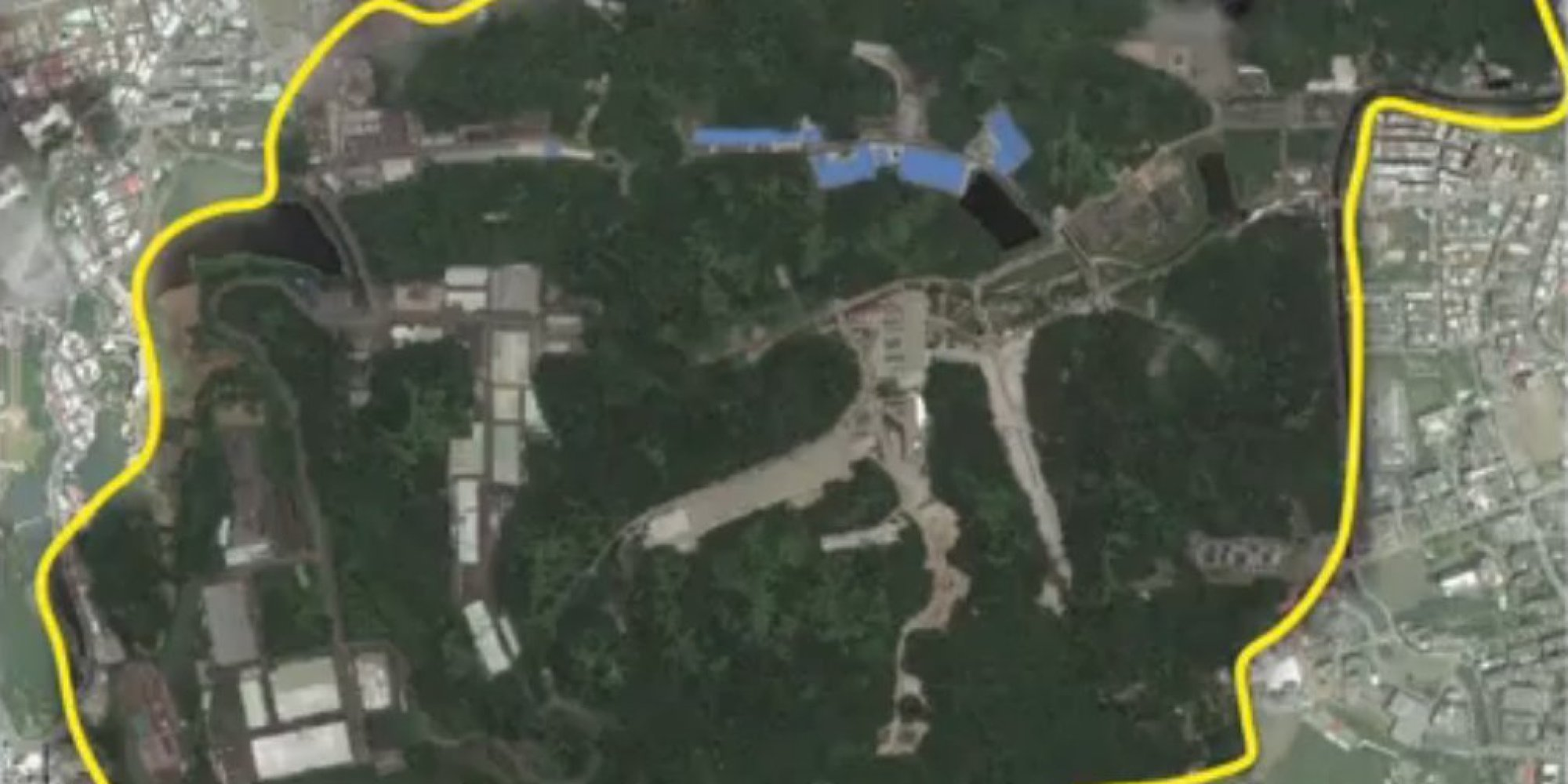 ... 10 top secret places google earth doesn't want you to see Secret Places In