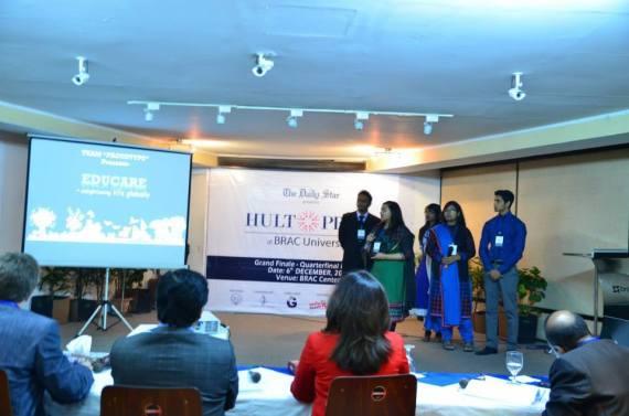 brac students hult prize