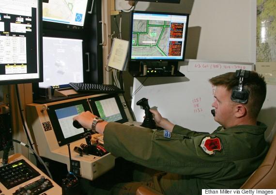 drone us iraq