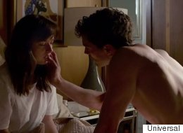 Now We've Got Christian Grey And Ana Talking Over THOSE Scenes...