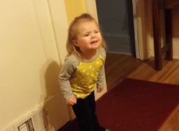 Little Girl Adorably Scolds Her Aunt For Saying A 'Bad Word'