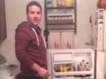 Mom-To-Be Surprises Husband With Beer And Baby News At The Same Time
