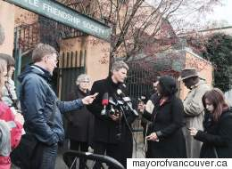 Vancouver Mayor Misses Goal To Eliminate Homelessness