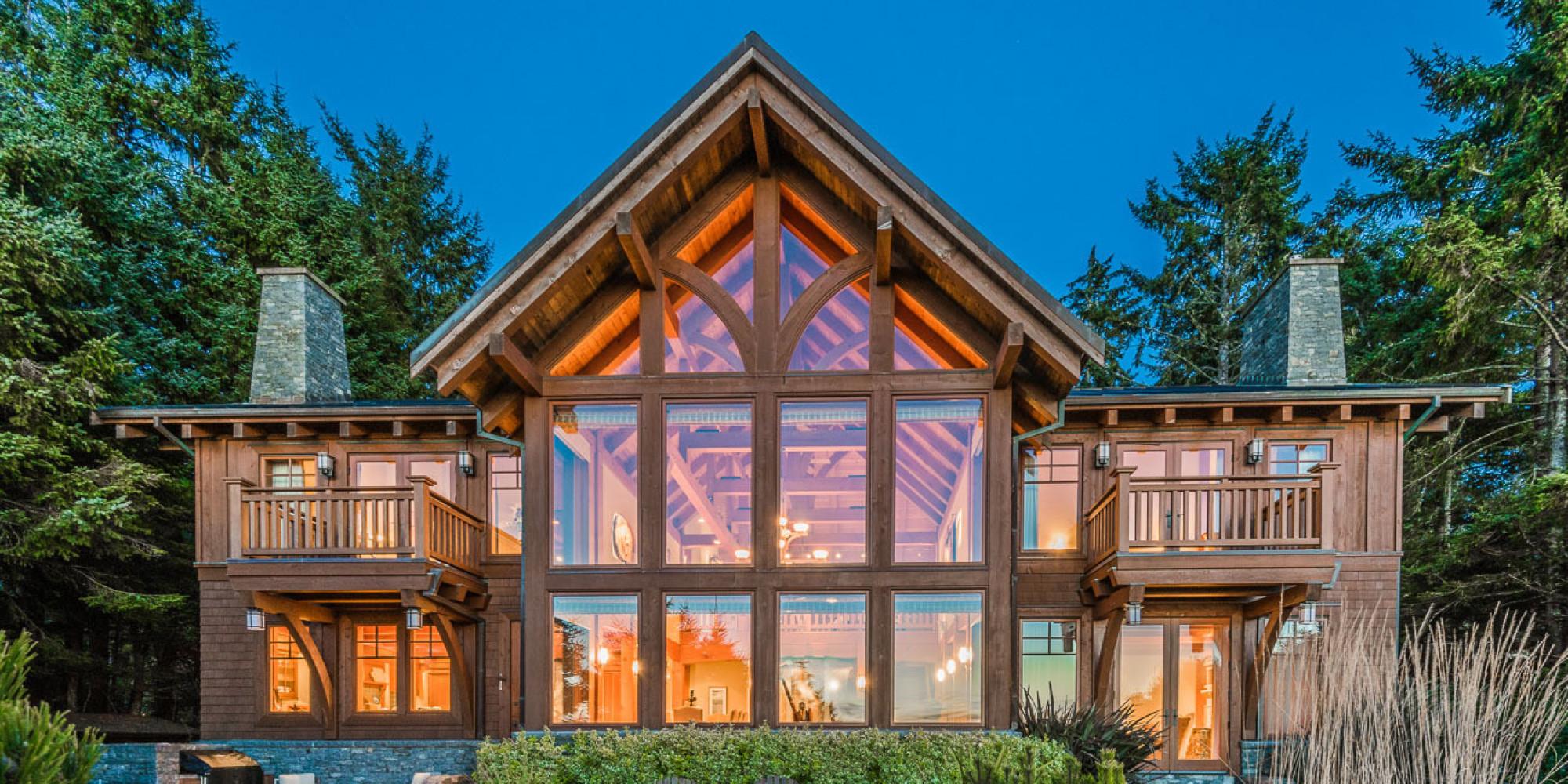 West coast house style