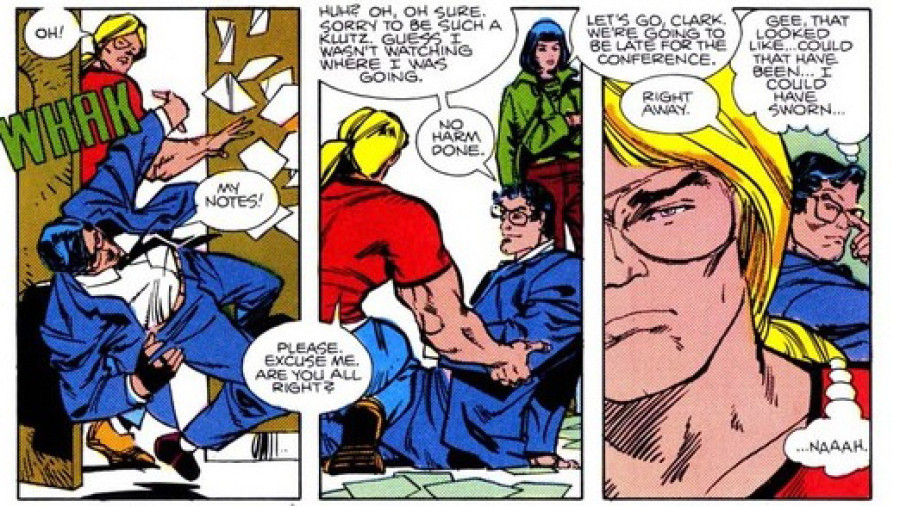 Clark Kent Has Been Hiding In The Marvel Universe All Along