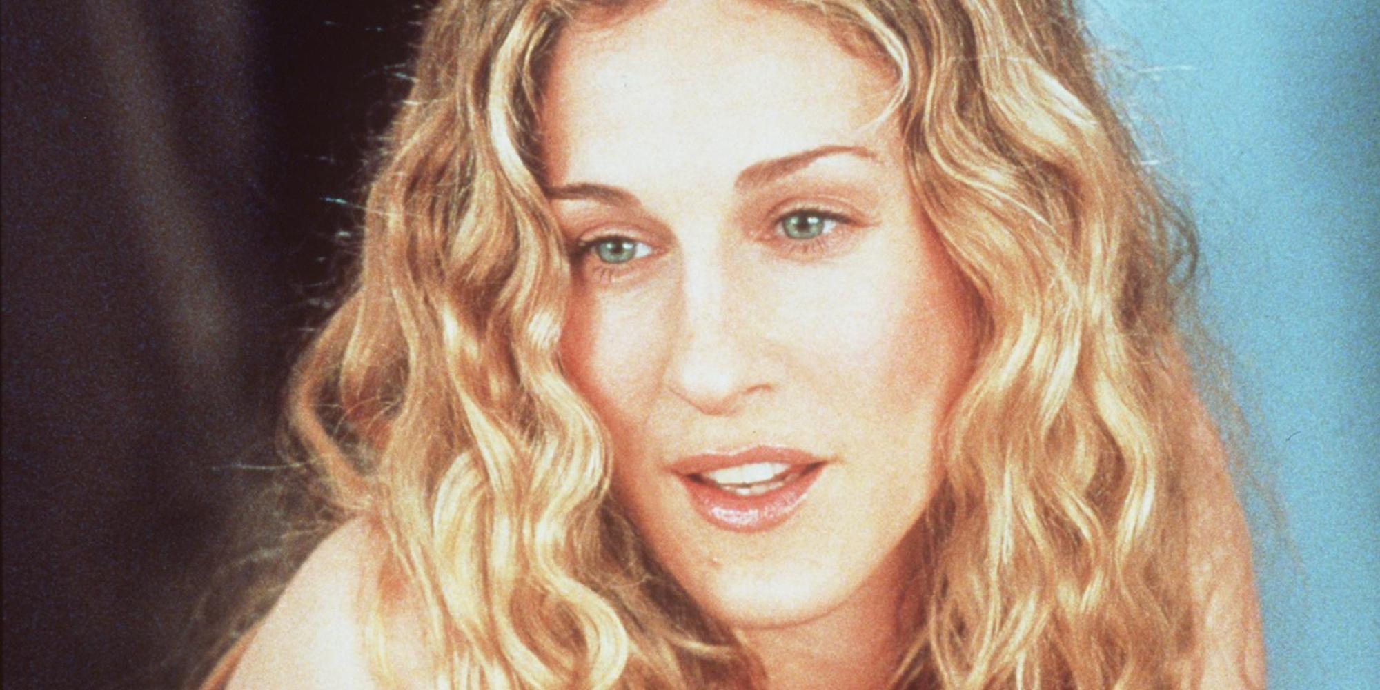 Carrie Bradshaw If Carrie Bradshaw Were Your Friend In Real Life You Would Roll