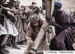 Mira el milagro que ocurrió en la filmación de 'La Biblia'