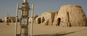 STAR WARS TUNISIA