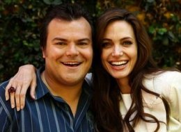 Angelina Jolie Jack Black