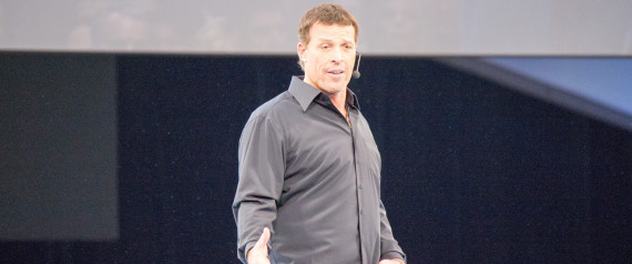 Anthony robbins ted talk youtube viral