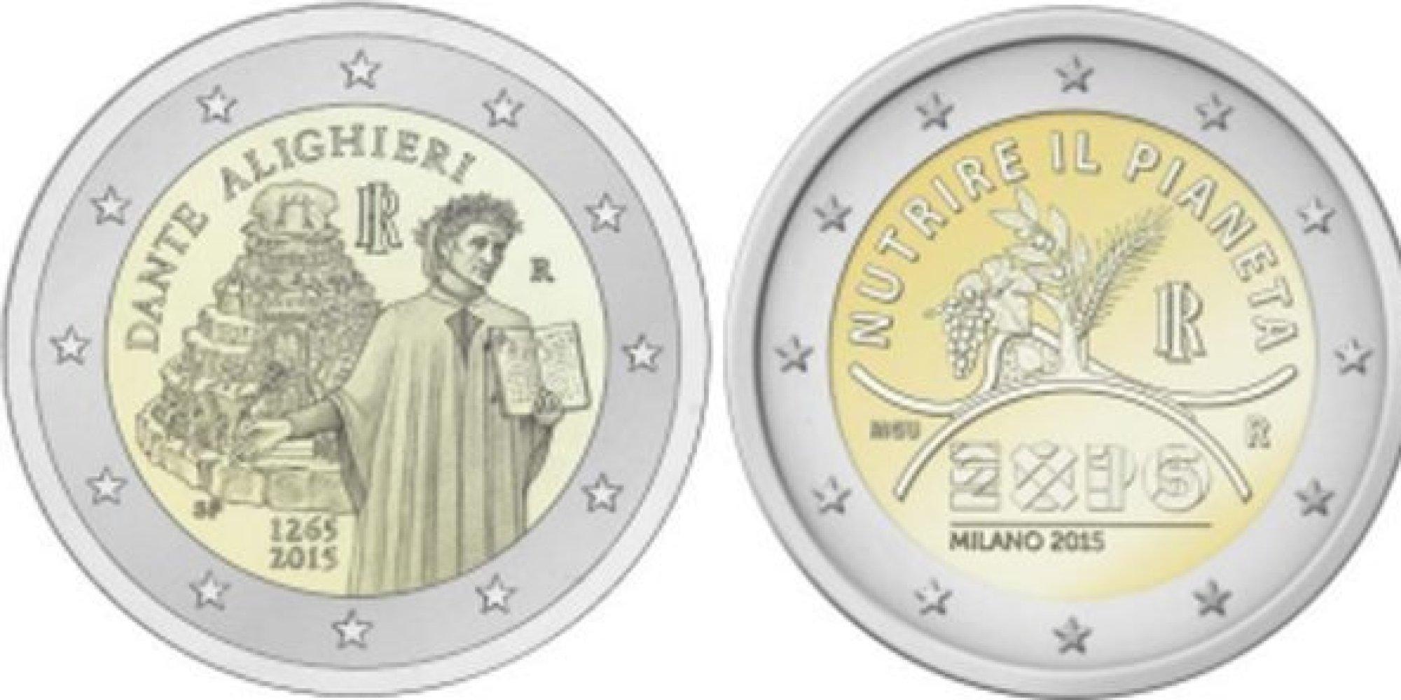 Monete da 2 Euro Valore le Monete da 2 Euro