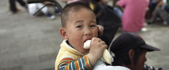 CHINA FOOD POLITICS