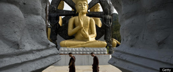BUDDHISM AND GOD