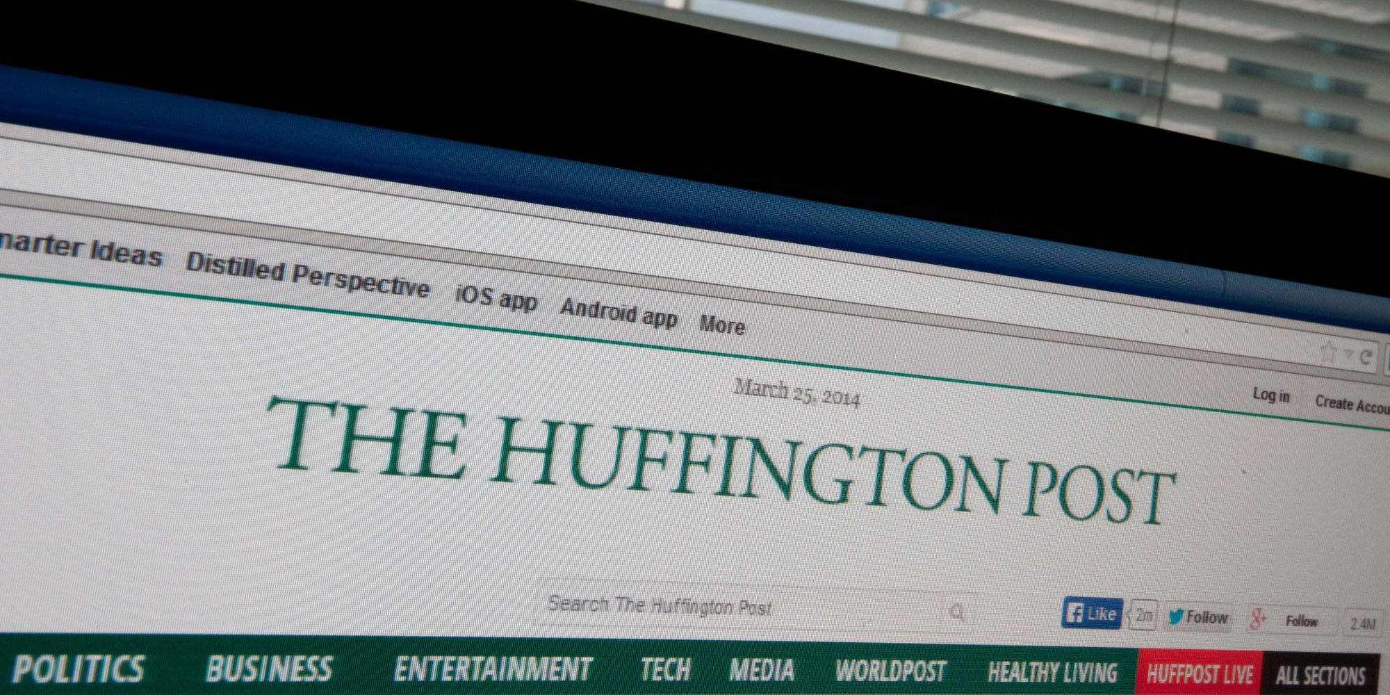 huffington post gay porn