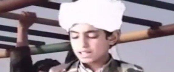 HAMZA BIN LADEN SON