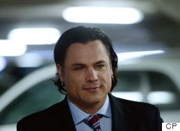 Brazeau Gets Unconditional Discharge On Assault, Cocaine Charges