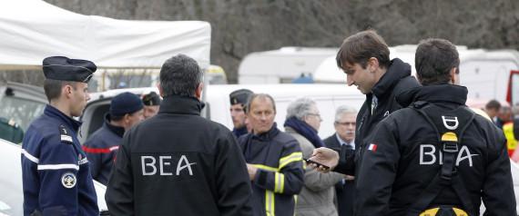 Crash de l 39 avion a320 de germanwings ce que r v le la 1 re journ e d 39 enqu te - Bureau enquete accident avion ...