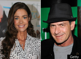 Charlie Sheen Denise Richards Custody