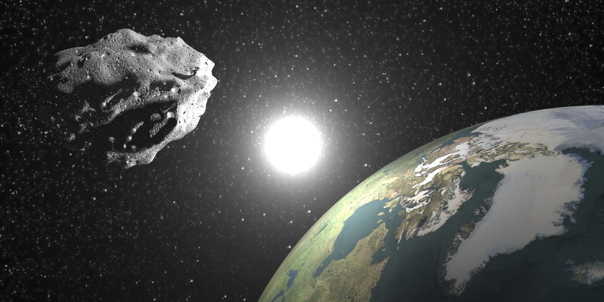 Asteroids: Pictures, Videos, Breaking News