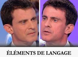 Entre les deux tours, Valls change de discours