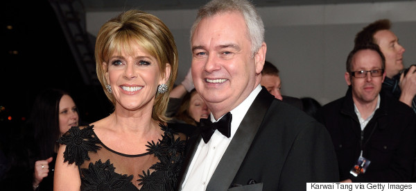 Eamonn Holmes Reveals Why Ruth Won't Let Him Do 'CBB'