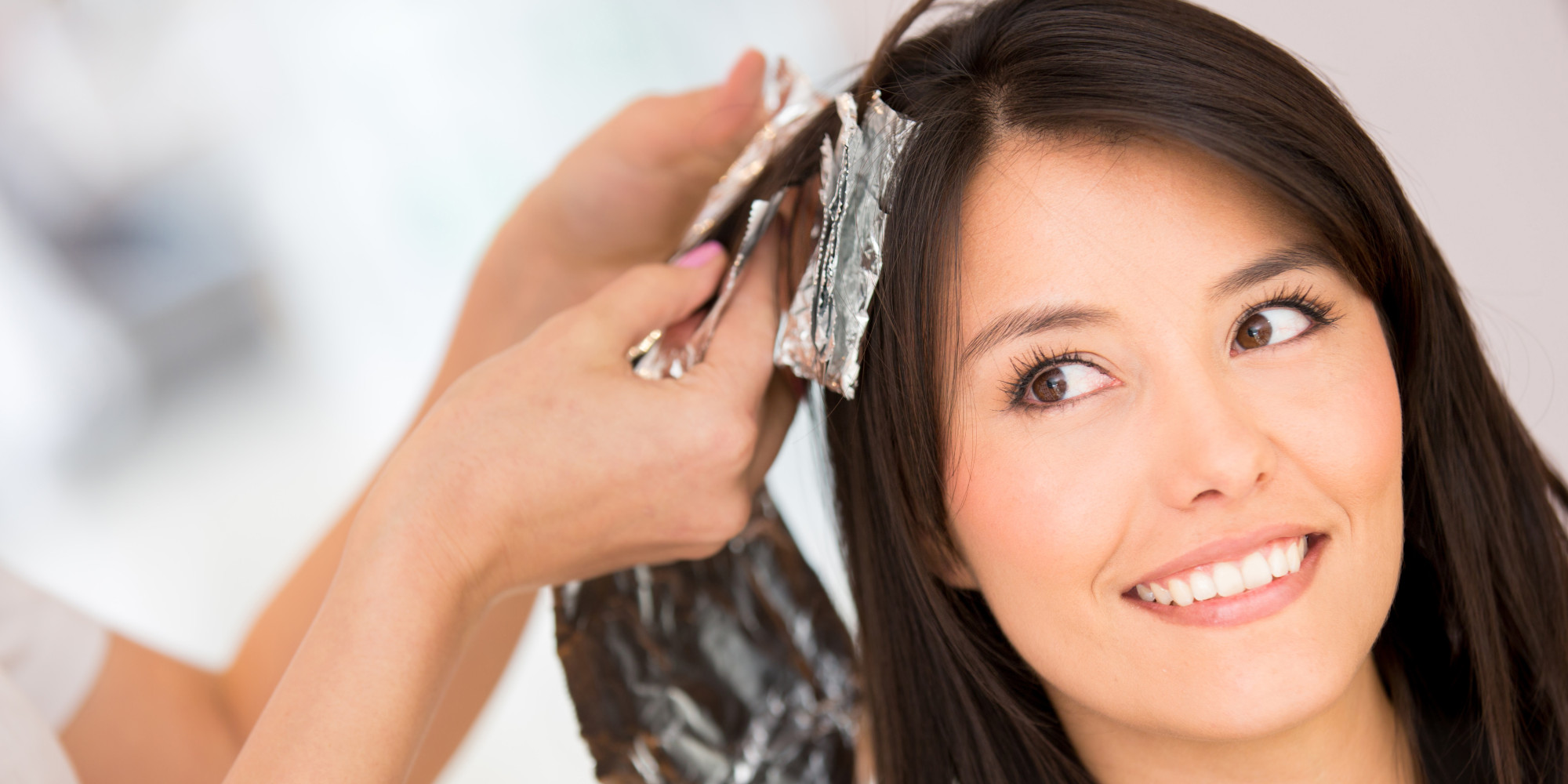 A guide to achieving your best hair color huffpost for A salon to dye for