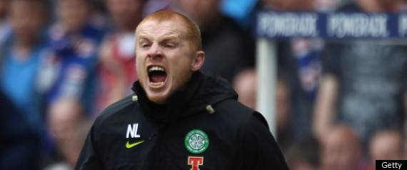 Neil Lennon Attacked By Fan
