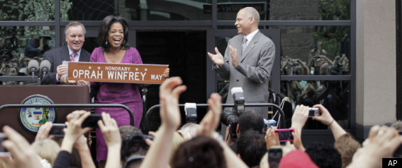 OPRAH CHICAGO