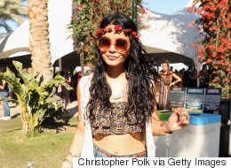 Vanessa Hudgens Isn't Going To Coachella, So Who Will Usurp Her Flower Crown?