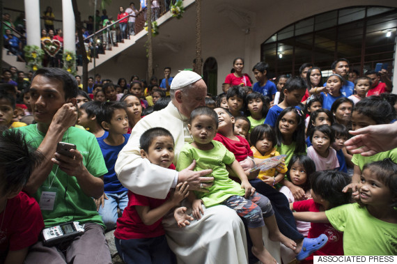 slum pope francis