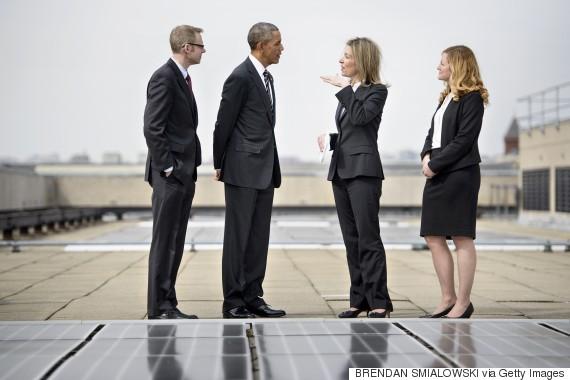 obama environment