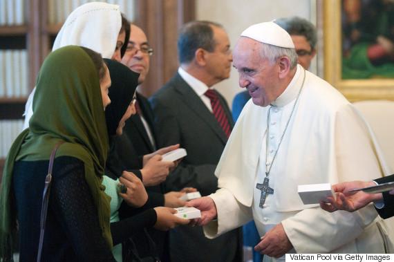 pope francis religious freedom