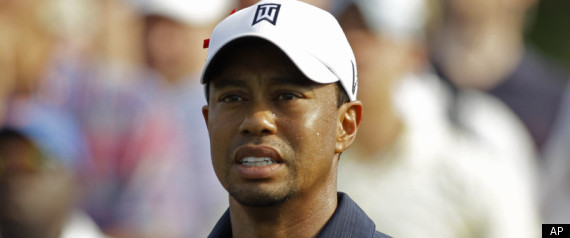 TIGER WOODS WITHDRAWS PLAYERS