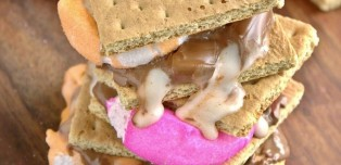 The Ultimate Easter S'mores
