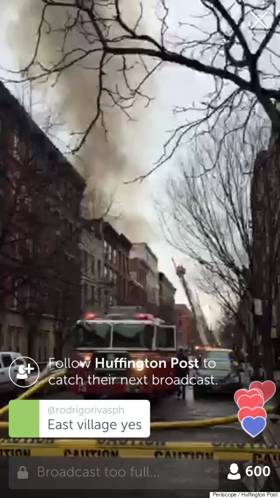 east village scene periscope