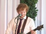 Ed Sheeran Moves Bride To Tears With Surprise Wedding Performance